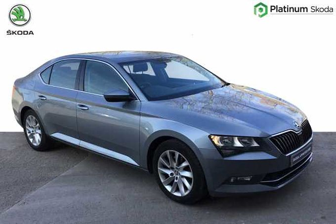 SKODA Superb 1.4 TSI SE ACT 5-Dr Hatchback