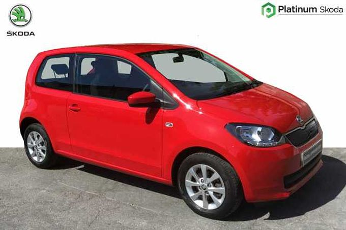 SKODA Citigo 1.0 MPI (60PS) SE Hatchback 3-Dr