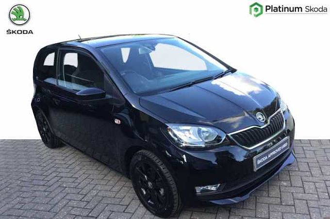 SKODA Citigo 1.0 (60ps) Colour Edition GreenTech 3Dr HB